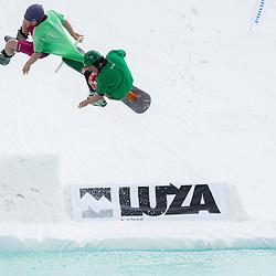 20140406: SLO, Winter sports - Luza 9 at Krvavec