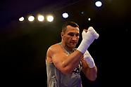Joshua Klitschko Work Out 260417