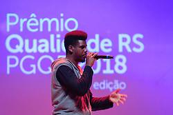 Entrega do Prêmio PGQP das equipes do Sistema Fecomércio, SESC, Fecomércio e SENAC, ocorrido no Teatro do SESI, em Porto Alegre. Foto: Felipe Nogs/ Agência Preview