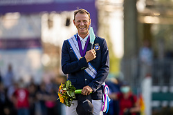 Fredricson Peder, SWE<br /> European Championship Riesenbeck 2021<br /> © Hippo Foto - Dirk Caremans<br /> 05/09/2021