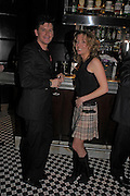 Mark Betteridge and Melanie Archer. Conservative fund raising dinner hosted  by Marco Pierre White and Franki Dettori at  Frankie's. Knightsbridge. 17 January 2004. ONE TIME USE ONLY - DO NOT ARCHIVE  © Copyright Photograph by Dafydd Jones 66 Stockwell Park Rd. London SW9 0DA Tel 020 7733 0108 www.dafjones.com