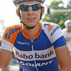 Sportfoto archief 2012<br /> Lars van der Haar
