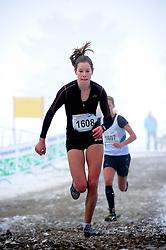 31-12-2010 Atletiek: Silvestercross: Soest<br /> Laatste dag van het jaar de Sylvestercross / Lesley van Miert wint de korte cross<br /> ©2011-WWW.FOTOHOOGENDOORN.NL