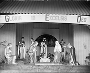 16/01/1958<br /> 01/16/1958<br /> 16 January 1958<br /> <br /> Nativity at Merchants Quay - Special for Fr. Lucius