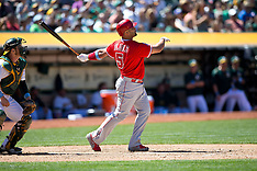20150621 - Los Angeles Angels of Anaheim at Oakland Athletics