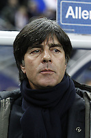 Football Fifa Brazil 2014 World Cup - Friendly Matchs 2013 -<br /> France vs Germany 1-2  ( Stade de France Stadium-Saint-Denis , France )<br /> Joachim Low Coach of Germany , during the Friendly Match between France and Germany