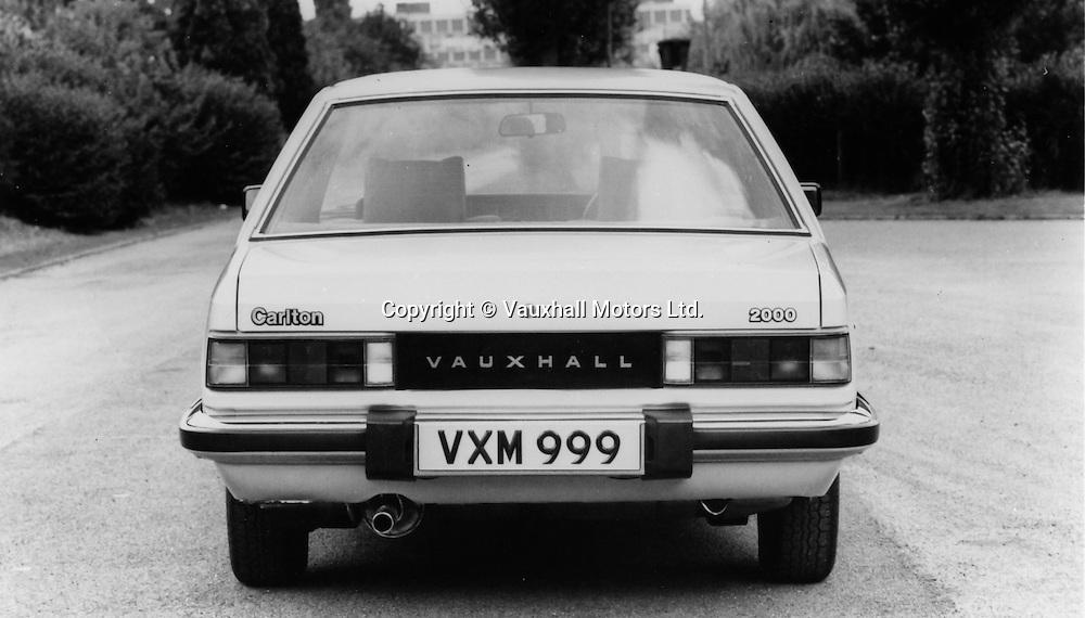 Vauxhall Carlton 2000 (1978)