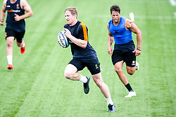 Scott van Breda of Worcester Warriors during preseason training ahead of the 2019/20 Gallagher Premiership Rugby season - Mandatory by-line: Robbie Stephenson/JMP - 06/08/2019 - RUGBY - Sixways Stadium - Worcester, England - Worcester Warriors Preseason Training 2019