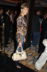 LADY ALEXANDRA SPENCER-CHURCHILL at a party to celebrate the re-launch of the Polo bar at The Westbury Hotel, Bond Street, London W1 on 26th April 2005.<br />