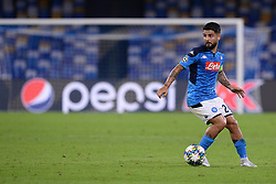 November 5, 2019, Napoli, Napoli, Italia: Foto Cafaro/LaPresse.5 Novembre 2019 Napoli, Italia.sport.calcio.SSC Napoli vs FC Salzburg - Uefa Champions League stagione 2019/20 Gruppo E, giornata 4 - stadio San Paolo.Nella foto: Lorenzo Insigne (SSC Napoli)...Photo Cafaro/LaPresse.November 5, 2019 Naples, Italy.sport.soccer.SSC Napoli vs FC Salzburg - Uefa Champions League 2019/20 season Group E matchday 4 - San Paolo stadium.In the pic: Lorenzo Insigne (SSC Napoli) in action. (Credit Image: © Cafaro/Lapresse via ZUMA Press)