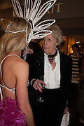 GEMMA FACINELLI; JULIET MARSHAM, Charity Gala Reception in aid of the Neuroblastoma Society, Bada Antiques and Fine art Fair. Duke of York Sq.  Sloane Sq. London. 19 March 2014.