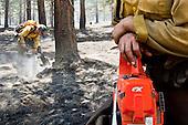 The Schultz Fire Near Flagstaff, Arizona