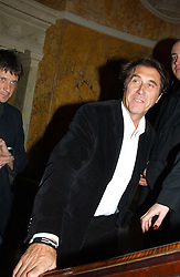 BRYAN FERRY at a party to celebrate Pamela Anderson's new role as spokesperson and newest face of the MAC Aids Fund's Viva Glam V Campaign held at Home House, Portman Square, London on 21st April 2005.<br /><br />NON EXCLUSIVE - WORLD RIGHTS