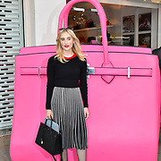 Isabel Decar Teret arrive at the Handbag Clinic - relaunch at 382 King's Road on 4 September 2019, London, UK.