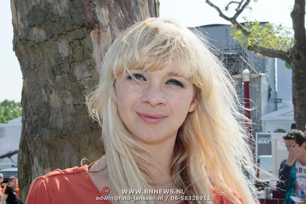 NLD/Amsterdam/20110430 - Koninginnedagconcert Radio 538, Jacqueline Govaert