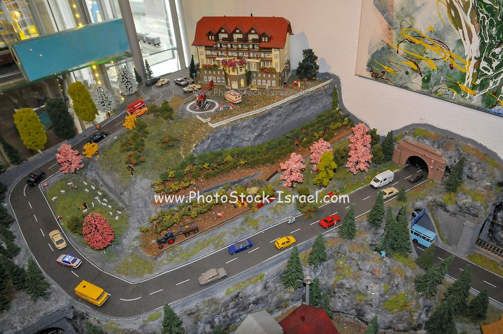 Toy Museum, Hinterzarten, (Black forest Schwarzwald), Baden-Württemberg, Germany