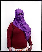 """""""Cliza"""", 29 anni. Somalia. Campo di Krnjaca a Belgado, Serbia."""