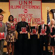 Alumni Lettermen's Athletic Hall of Honor