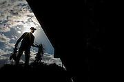 Sao Gotardo_MG, 10 de agosto de 2015<br /> <br /> Fotos dos produtores de alho na regiao de sao gotardo.<br /> <br /> Foto: BRUNO MAGALHAES / NITRO