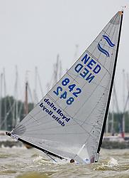08_003858 © Sander van der Borch. Medemblik - The Netherlands,  May 25th 2008 . Final day of the Delta Lloyd Regatta 2008.
