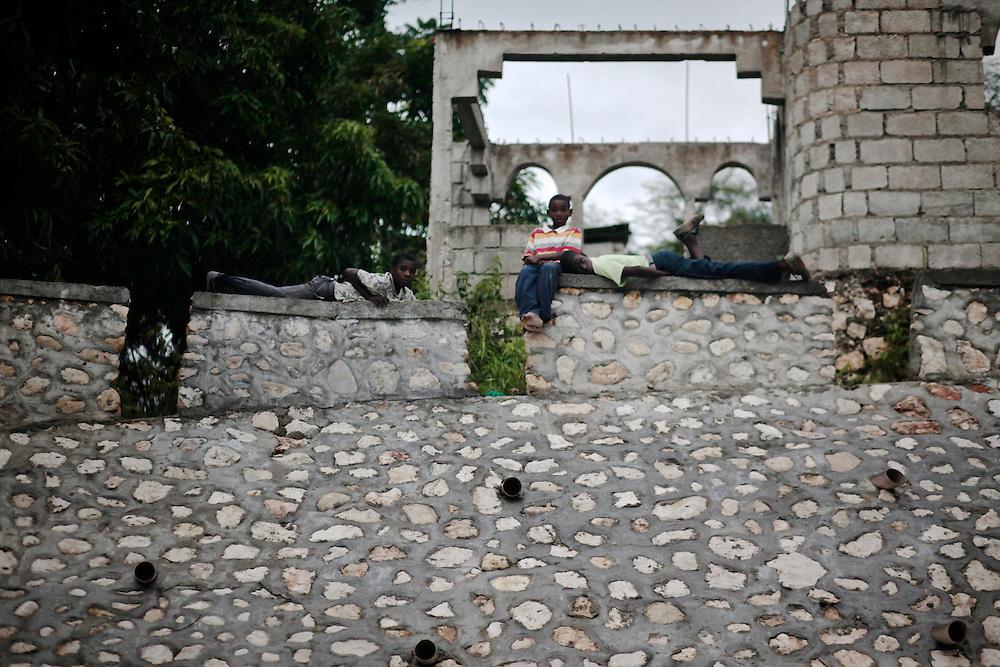 July 2010 Haiti