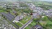 Aerial Photos Kingscourt Co Cavan May 2021
