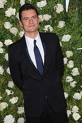 June 11, 2017 - New York, NY, USA - June 11, 2017  New York City..Orlando Bloom attending the 71st Annual Tony Awards arrivals on June 11, 2017 in New York City. (Credit Image: © Kristin Callahan/Ace Pictures via ZUMA Press)