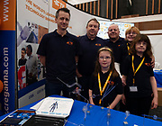 24/11/2019 repro free:<br /> Creganna team at the Galway Science and Technology Festival  at NUI Galway where over 20,000 people attended exhibition stands  from schools to Multinational Companies . Photo:Andrew Downes, xposure