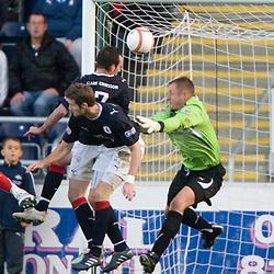 Falkirk v Dundee 30/10/2010