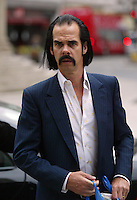 NICK CAVE <br /> London May 2007