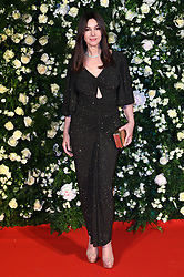 Monica Bellucci arriving at the Charles Finch Filmmakers Dinner, Eden Rock, Hotel du Cap during the 72nd Cannes Film Festival. Photo credit should read: Doug Peters/EMPICS