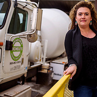 Michele Bonaguidi is nearing her one year anniversary as owner of Michele's Rock and Recycle in Gallup.