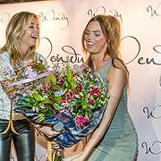 NLD/Amsterdam//20170413 - Presentatie Wendy Geeft met oa Kim Feenstra, Wendy van Dijk en Kim Feenstra
