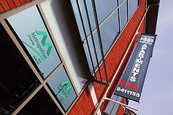Metropolitan Housing Association HQ on Alfreton Road; Nottingham,