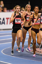 New Balance Indoor Grand Prix track meet: Mary Cain sets high school record in Two Mile