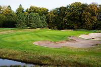 DEN DOLDER - Hole 4. Golfsocieteit De Lage Vuursche. FOTO KOEN SUYK