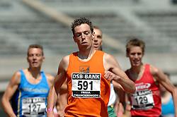 08-07-2006 ATLETIEK: NK BAAN: AMSTERDAM<br /> 1500 meter - Bas Eefting          <br /> ©2006-WWW.FOTOHOOGENDOORN.NL