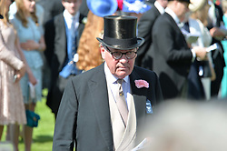 Lord Vestey at The Investec Derby, Epsom Racecourse, Epsom, Surrey, England. 02 June 2018.