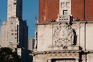 Torre de los Ingleses; detail.