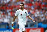 Pepe (Portugal)<br /> Moscow 20-06-2018 Football FIFA World Cup Russia  2018 <br /> Portugal - Morocco / Portogallo - Marocco <br /> Foto Matteo Ciambelli/Insidefoto