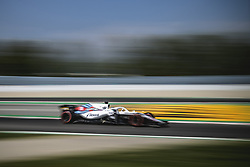 May 11, 2018 - Barcelona, Catalonia, Spain - LANCE STROLL (CAN) drives during the second practice session of the Spanish GP at Circuit de Catalunya in his Williams FW41 (Credit Image: © Matthias Oesterle via ZUMA Wire)