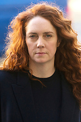 © London News Pictures. 29/11/2012. London, UK. Former Chief Executive Officer of News International REBEKAH BROOKS arriving at Westminster Magistrates Court in London to face charges linked to investigation into alleged corrupt payments to public officials by journalists on November 29, 2012. The court hearing takes place on the same day that  Lord Justice Leveson is set to publish his report  into the culture and ethics of the UK's press. Photo credit: Ben Cawthra/LNP