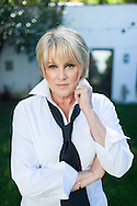 November 5, 2013. Los Angeles, California. Actress and singer Lorna Luft pictured in Los Angeles. Lorna is the daughter of singer and actress Judy Garland and Sid Luft, and the sister of singer and actress Liza Minnelli.<br />  Photo Copyright John Chapple / www.JohnChapple.com