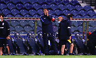 Maritimo manager Lito Vidigal looks on during the Portuguese League (Liga NOS) match between FC Porto and Maritimo at Estadio do Dragao, Porto, Portugal on 3 October 2020.