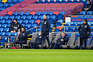 Millwall's Manager Gary Rowett during the EFL Sky Bet Championship match between Cardiff City and Millwall at the Cardiff City Stadium, Cardiff, Wales on 30 January 2021.