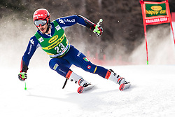 Borsotti Giovanni (ITA) during the Audi FIS Alpine Ski World Cup Men's Giant Slalom at 60th Vitranc Cup 2021 on March 13, 2021 in Podkoren, Kranjska Gora, Slovenia Photo by Grega Valancic / Sportida