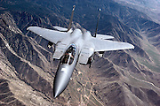 F-15E Eagle jet fighter