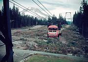 CS00375-04.  Mt. Hood Skiway aerial tram, September 1953.