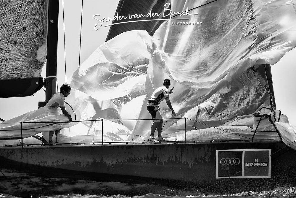 Copa Del Rey, Palma de Mallorca, Spain (1-7 August 2011)  Sander van der Borch / Gaastra