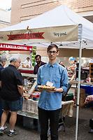 Farmers Market; Portland, Oregon.